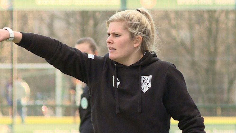 Imke Wübbenhorst peilt jetzt die Fußballlehrer-Lizenz an - Bildquelle: SIDSIDSID