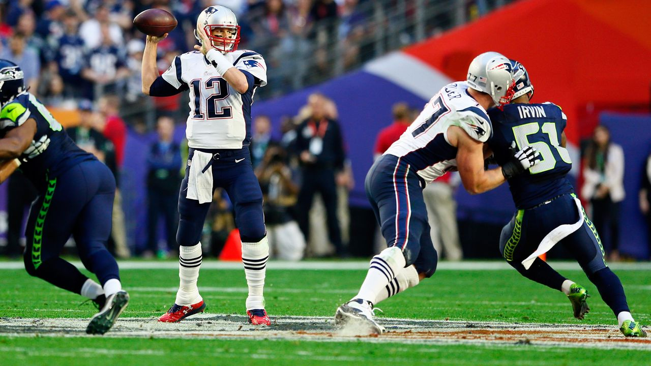 Super Bowl XLIX - Bildquelle: 2015 Getty Images