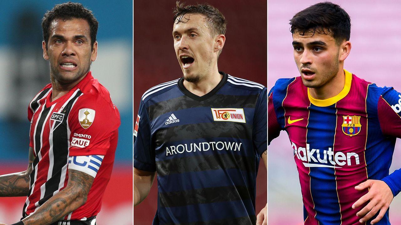 Kruse, Dani Alves und Co.: Die Stars beim olympischen Fußballturnier 2021 - Bildquelle: Getty Images/Imago