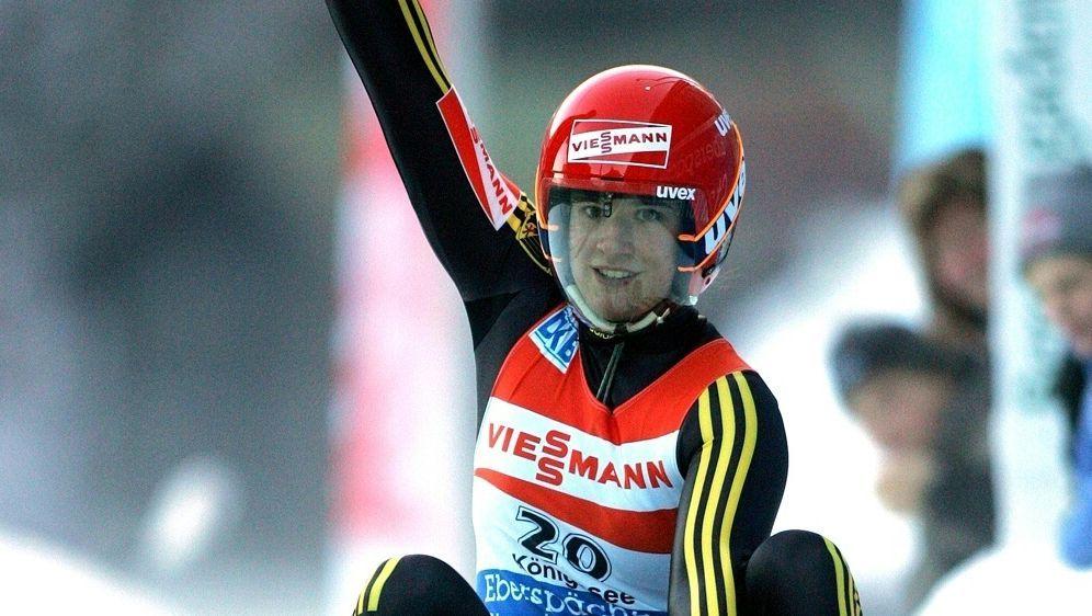 Geisenberger feiert in Oberhof ihren 50. Sieg im Weltcup - Bildquelle: FIROFIROSID