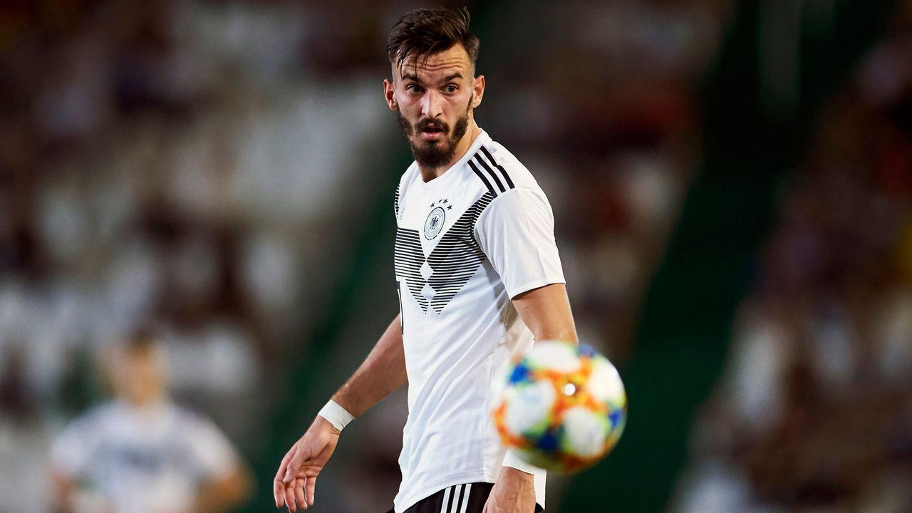 Mergim Berisha (Zentrales Mittelfeld) - Bildquelle: Getty Images