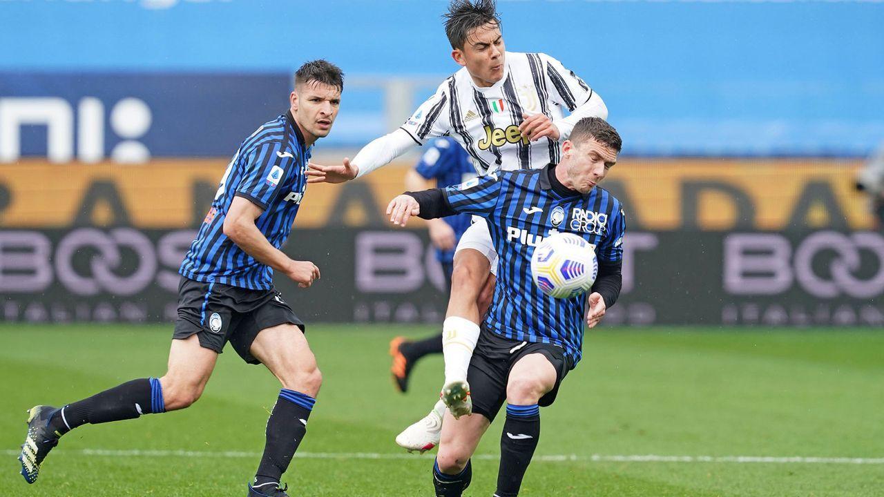Italien: Atalanta Bergamo vs. Juventus Turin (19. Mai) - Bildquelle: Imago Images