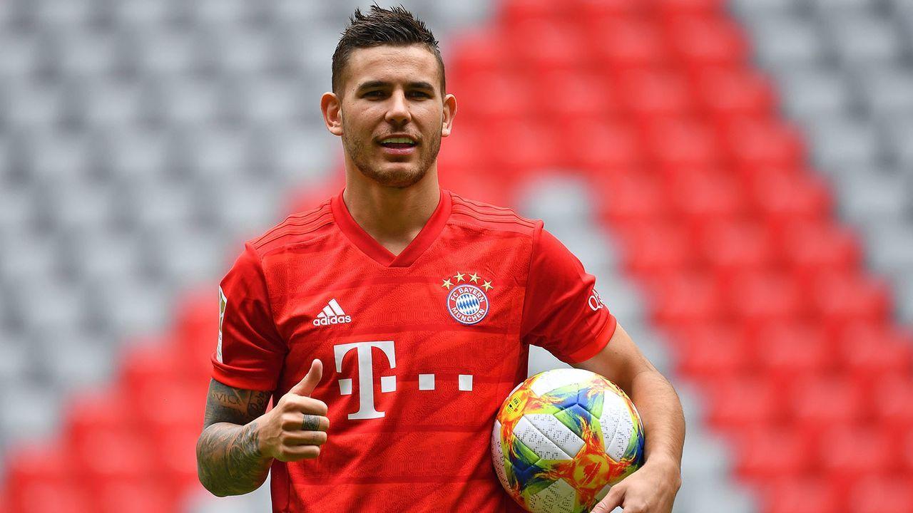 FC Bayern Müchen  - Bildquelle: imago images / Sven Simon