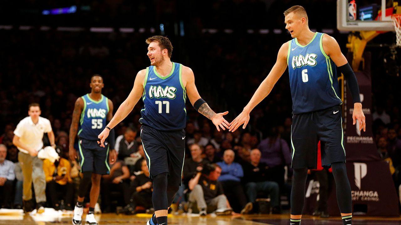 Platz 12 - Dallas Mavericks - Bildquelle: Getty Images