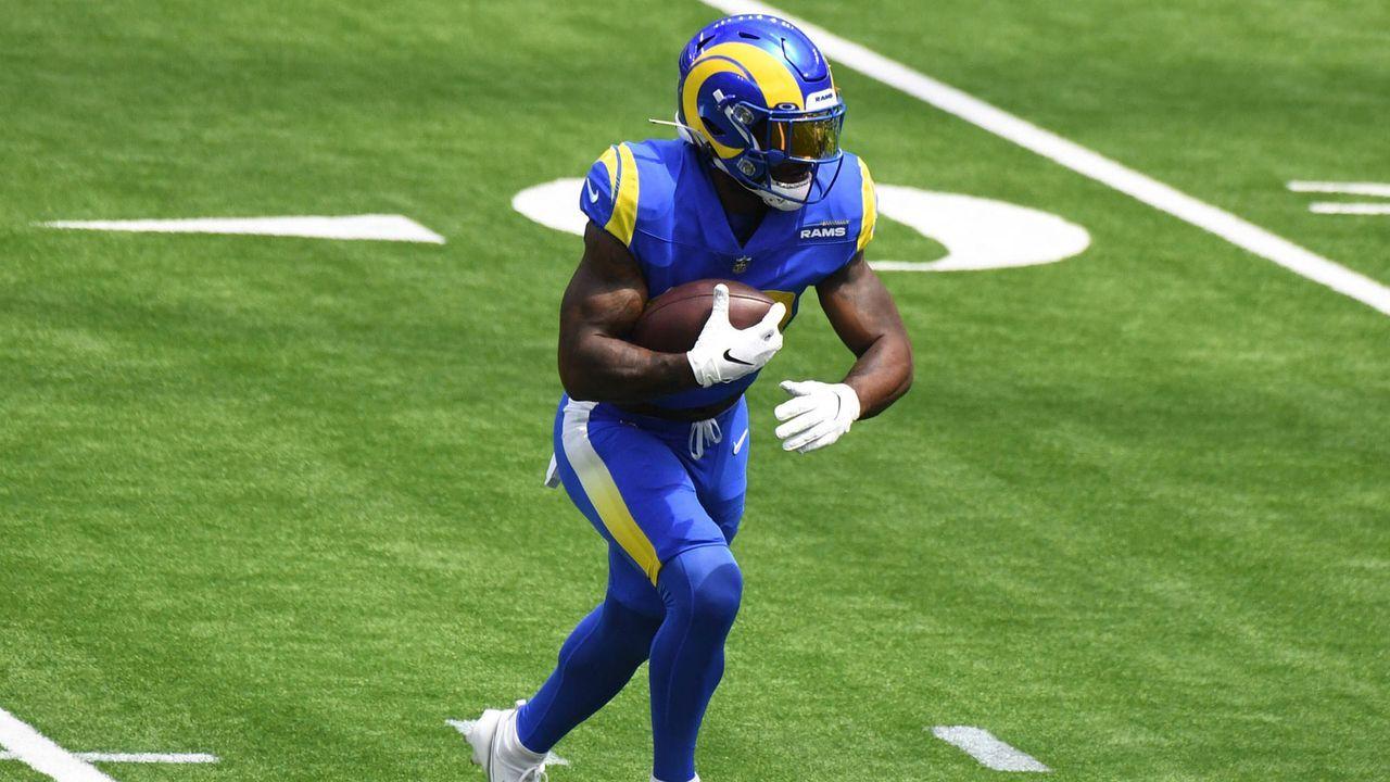 Cam Akers (Los Angeles Rams) - Bildquelle: imago images/ZUMA Wire