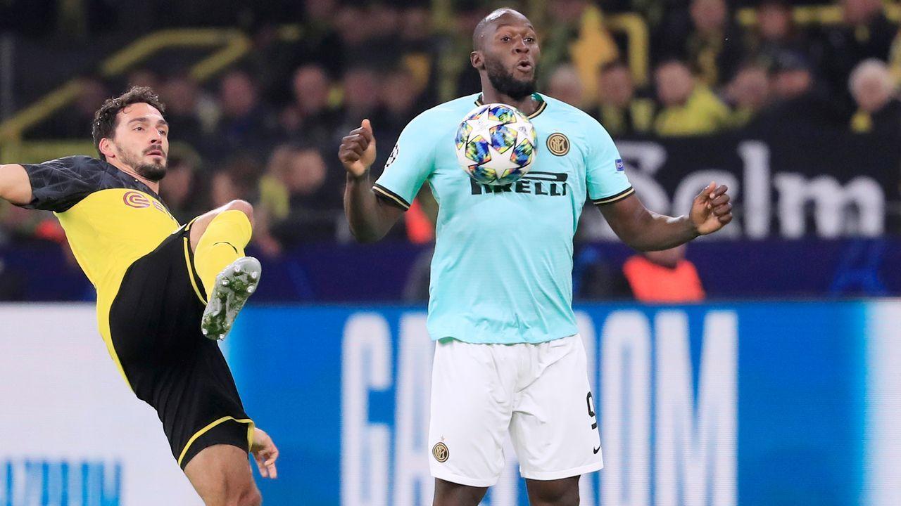 Romelu Lukaku (Inter Mailand) - Bildquelle: Imago