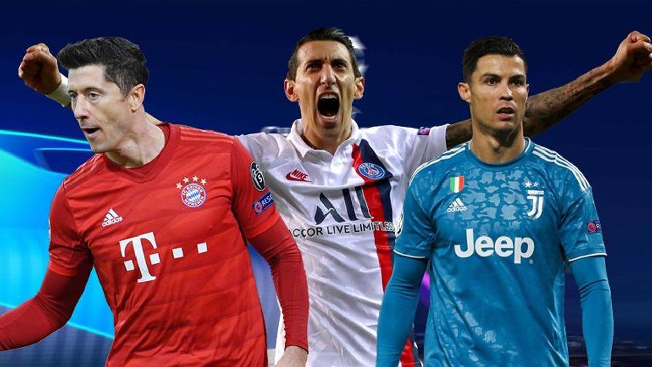 Diese Teams stehen im Champions League-Achtelfinale  - Bildquelle: imago/getty/uefa
