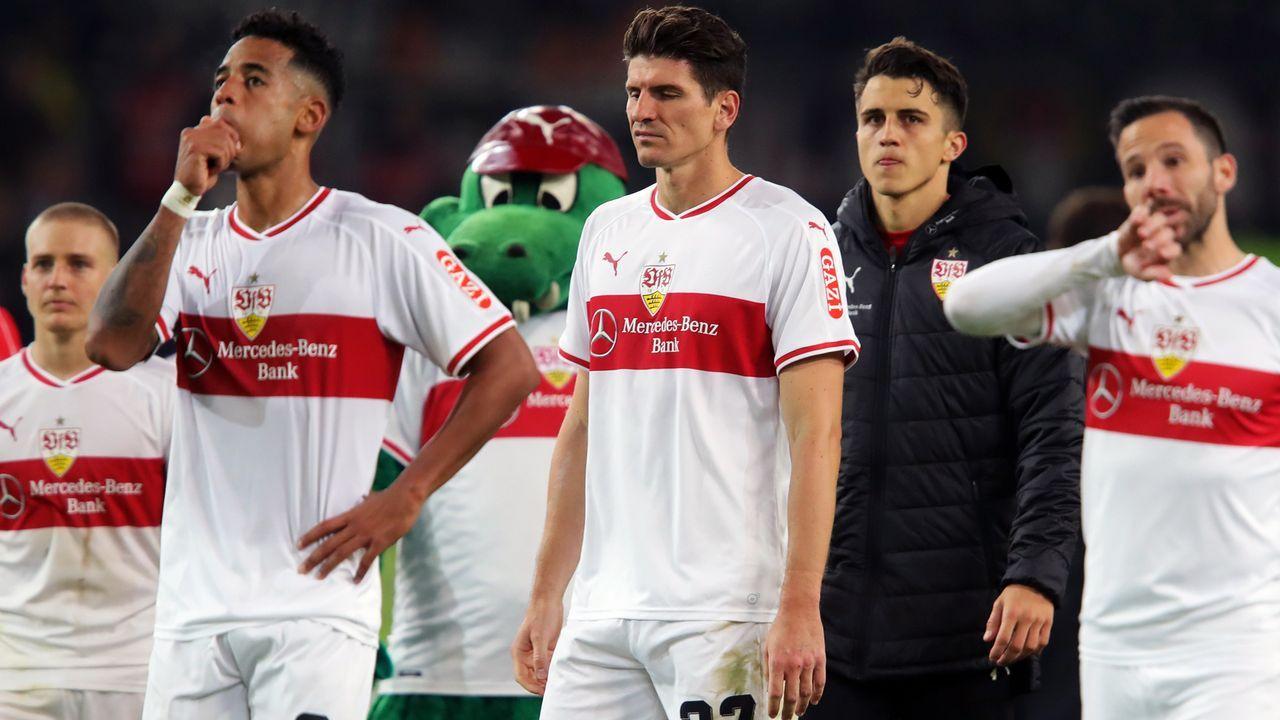 Platz 9 - VfB Stuttgart - Bildquelle: 2018 Getty Images