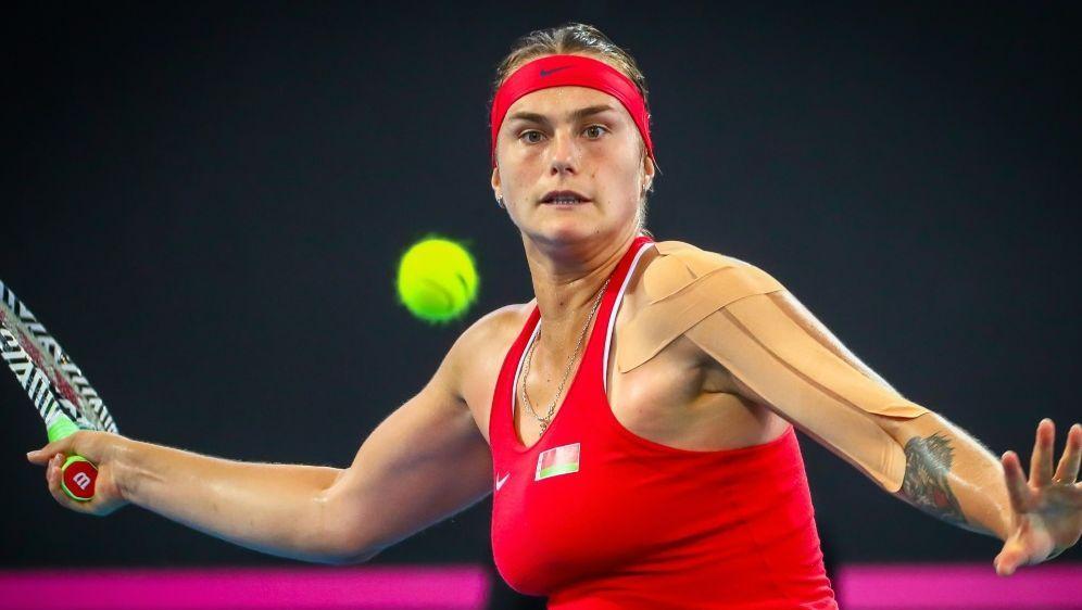 Ashleigh Barty führt Australien ins Fed-Cup-Endspiel - Bildquelle: AFP SIDPATRICK HAMILTON