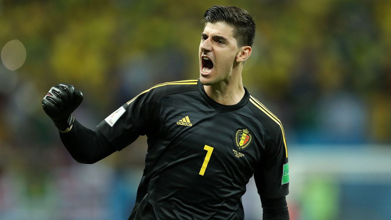 Torwart: Thibaut Courtois (26, Belgien) - Bildquelle: 2018 Getty Images