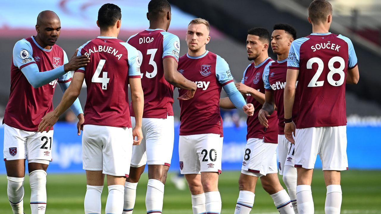 Platz 7: West Ham United - Bildquelle: Getty Images