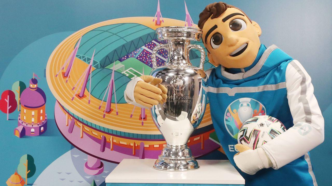 EURO 2021: Skillzy - Bildquelle: imago images/ITAR-TASS