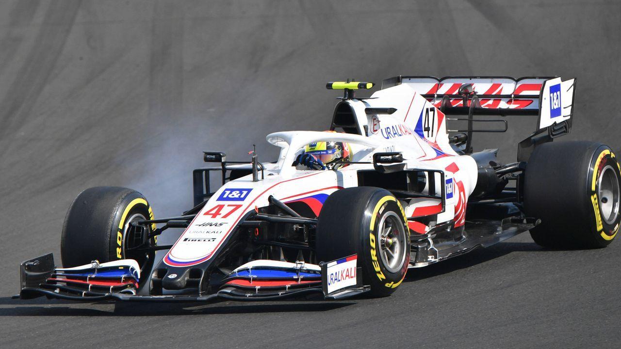 Besser als der Teamkollege - Bildquelle: imago images/Motorsport Images