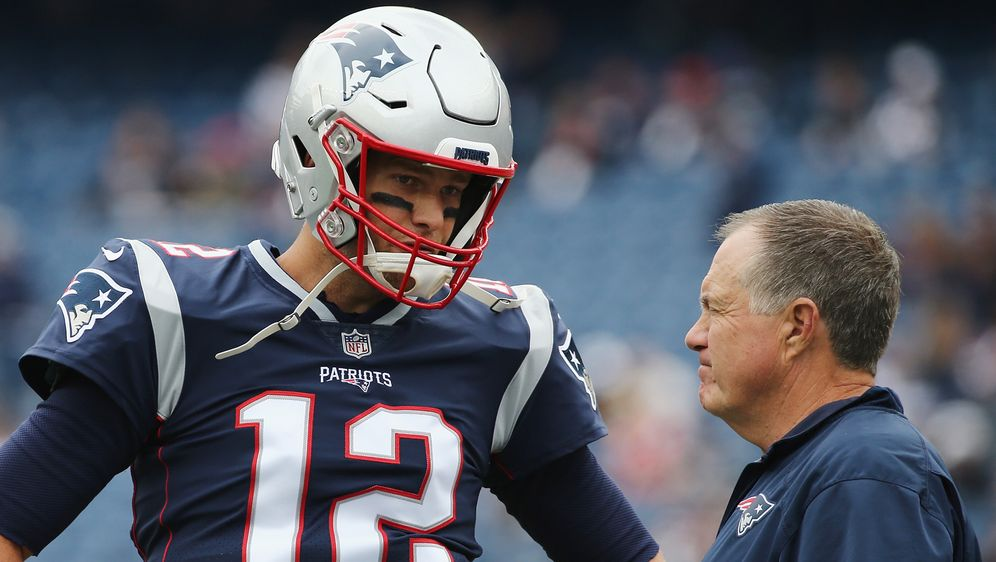 Besondere Beziehung: Brady und Belichick. - Bildquelle: 2018 Getty Images