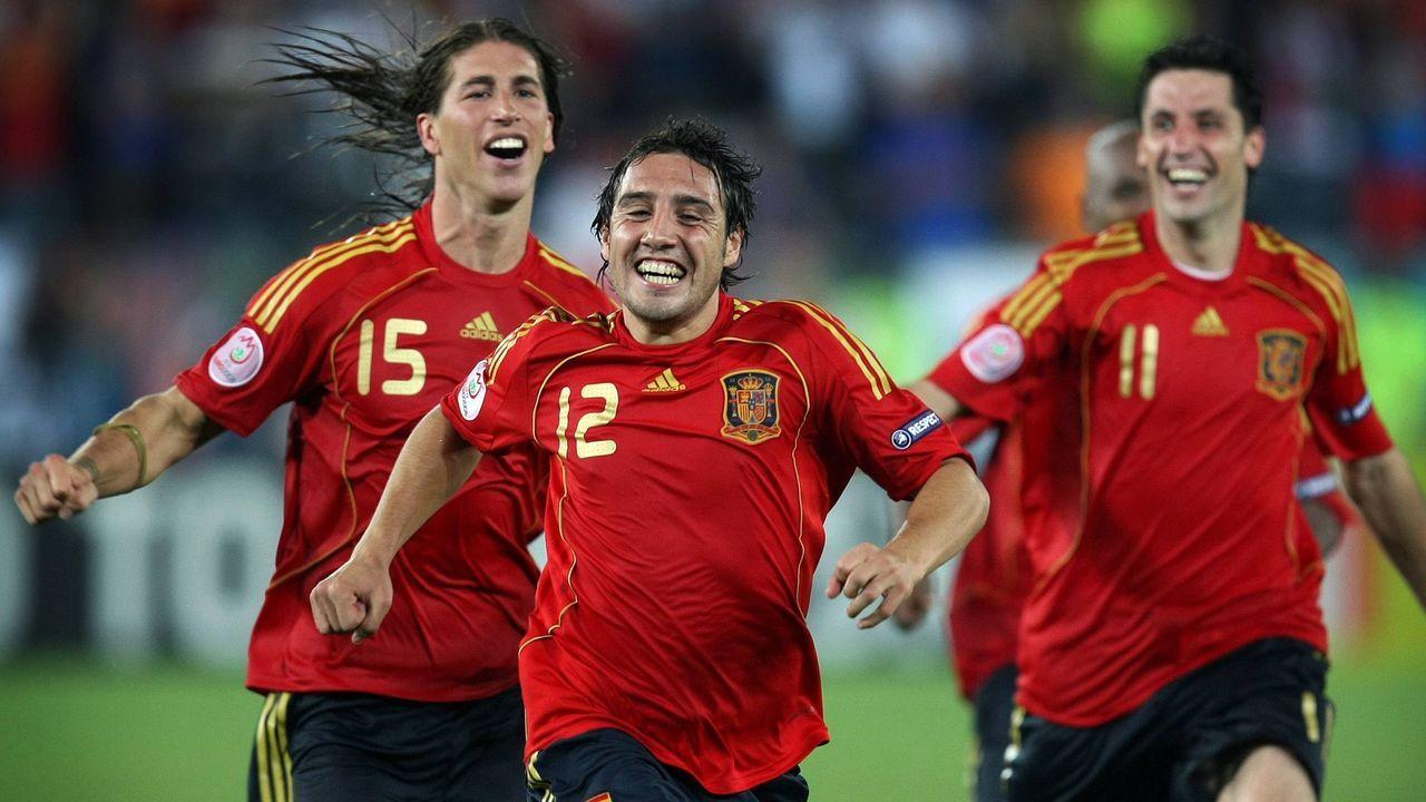 Europameister 2008 mit Spanien - Bildquelle: imago/Pro Shots