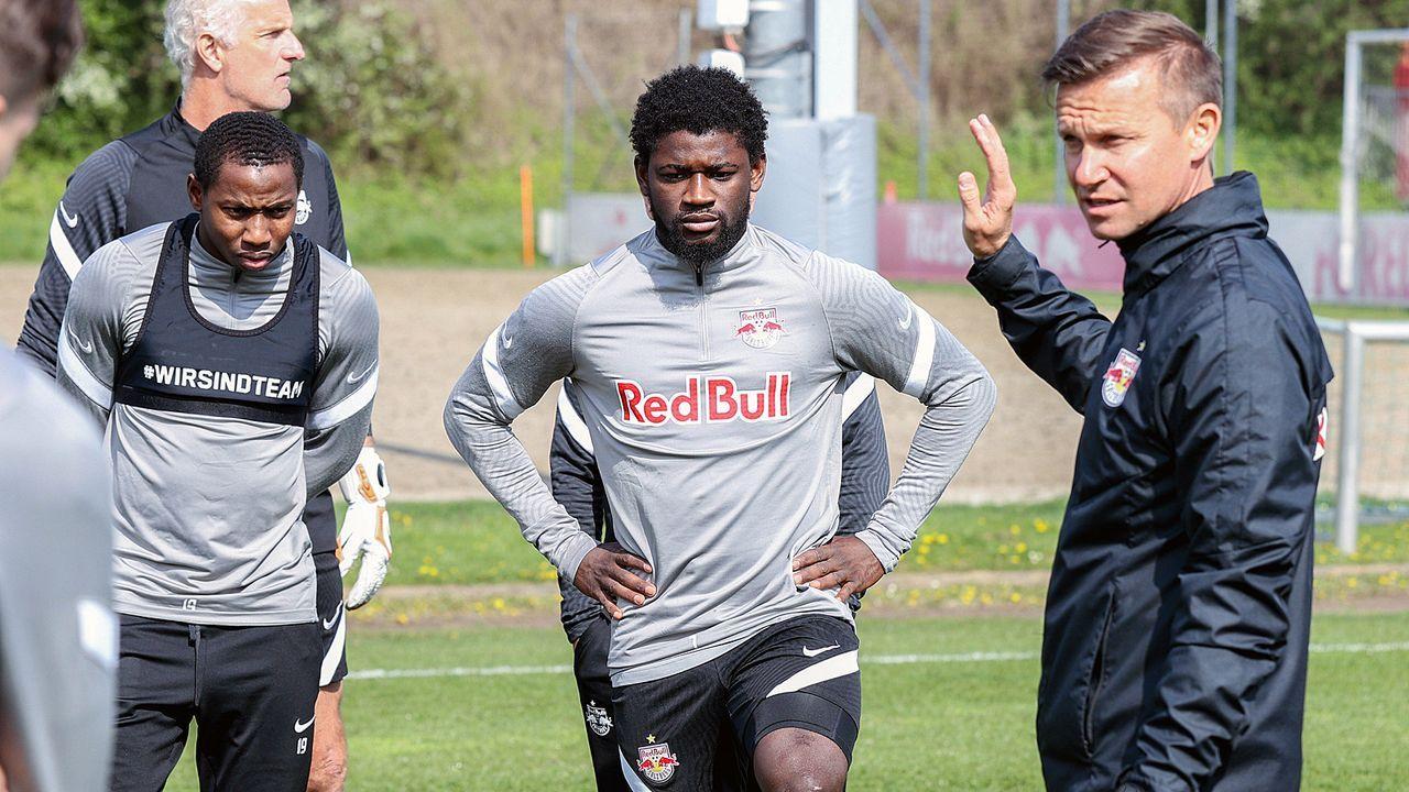 Jesse Marsch (Red Bull Salzburg) - Bildquelle: imago images/GEPA pictures
