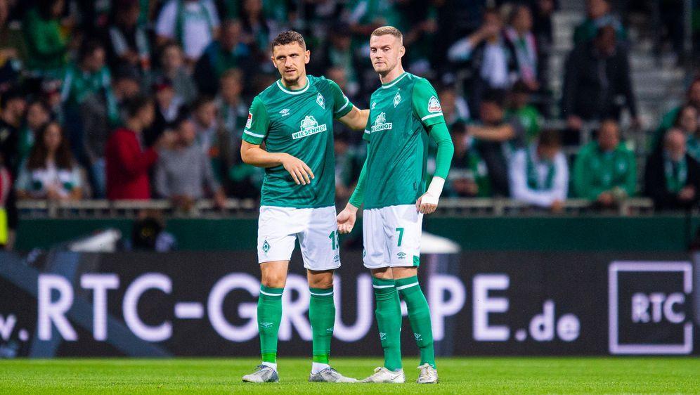 ran an die 2. Liga: Start des 9. Spieltages mit den Partien Werder Bremen - ... - Bildquelle: imago images/Noah Wedel
