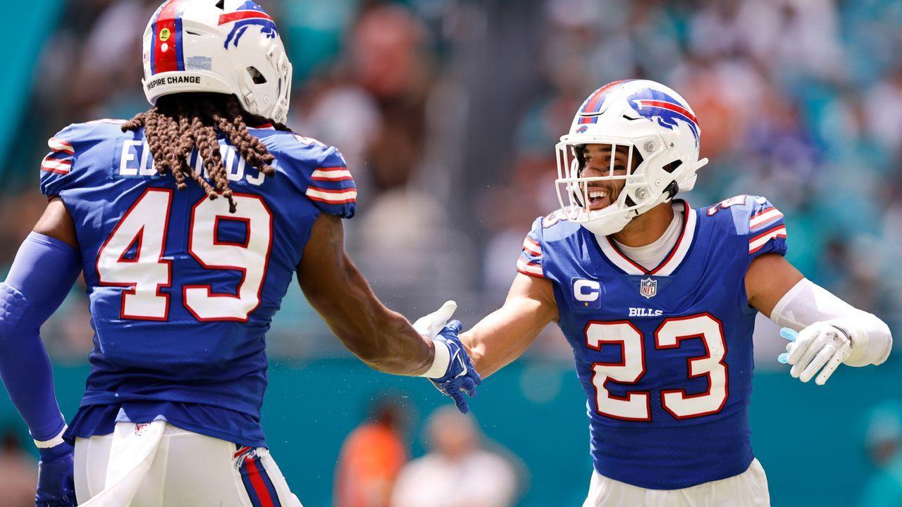 Defense: Buffalo Bills - Bildquelle: 2021 Getty Images