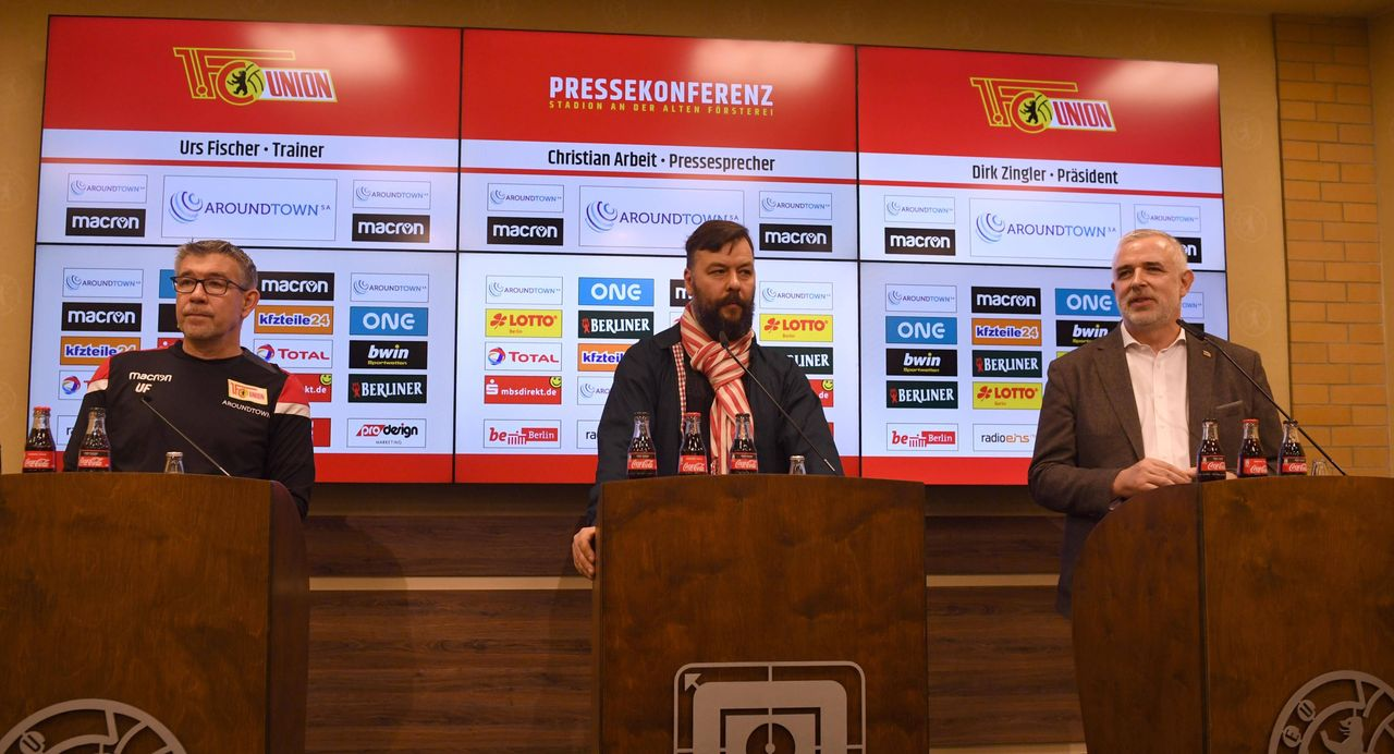 1. FC Union Berlin - Bildquelle: imago images/Matthias Koch