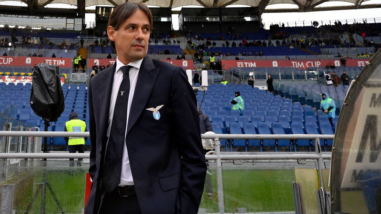 Trainer-Kandidat Simone Inzaghi - Bildquelle: 2019 Getty Images