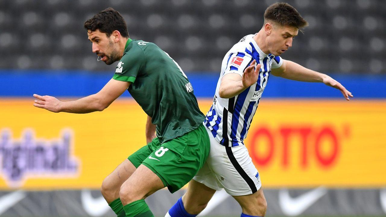 Rani Khedira (FC Augsburg) - Bildquelle: Getty