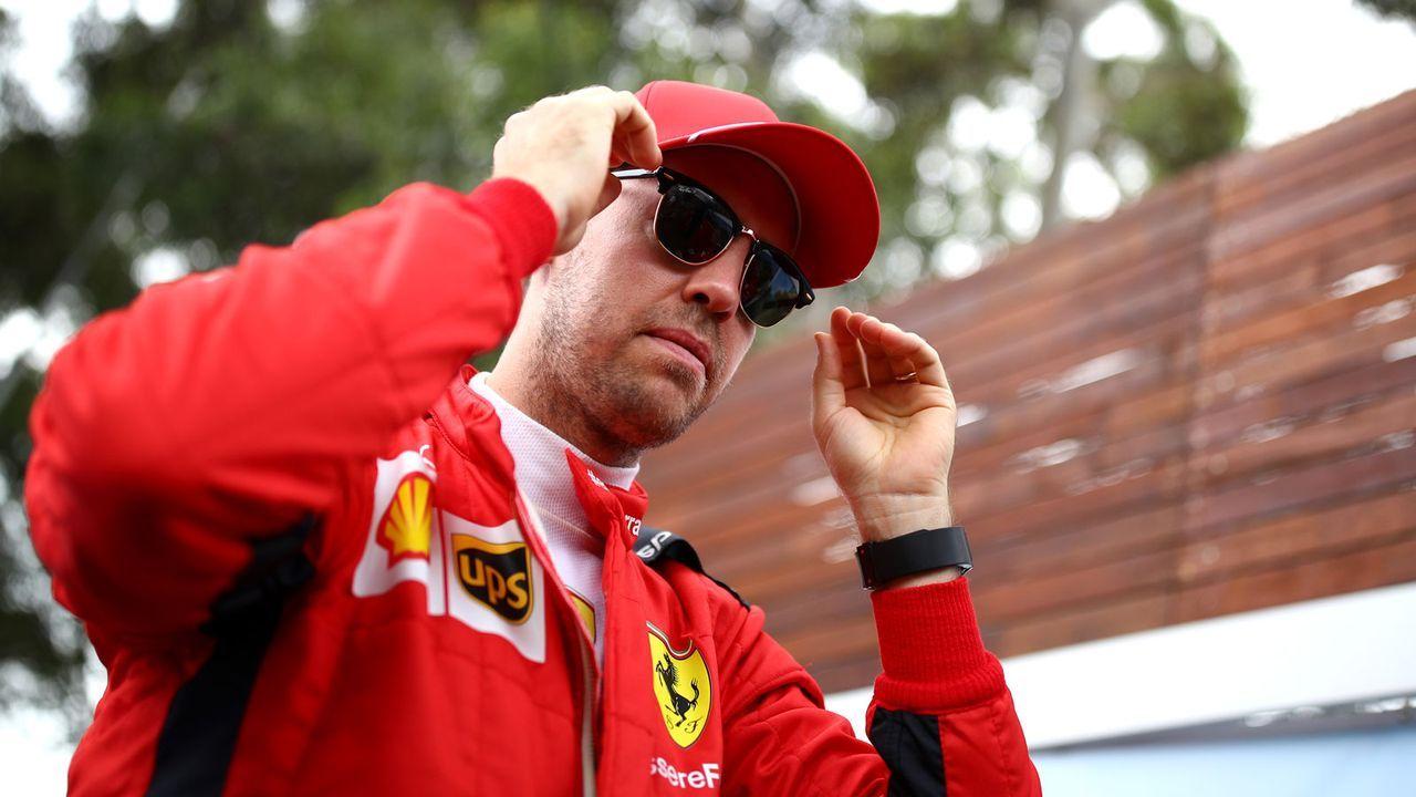 Vettel vor dem Formel-1-Aus - wer kommt danach? - Bildquelle: Getty Images