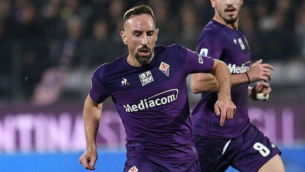 Franck Ribery glaubt an ein Comeback gegen den AC Mailand - Bildquelle: imago images/HochZwei/Syndication