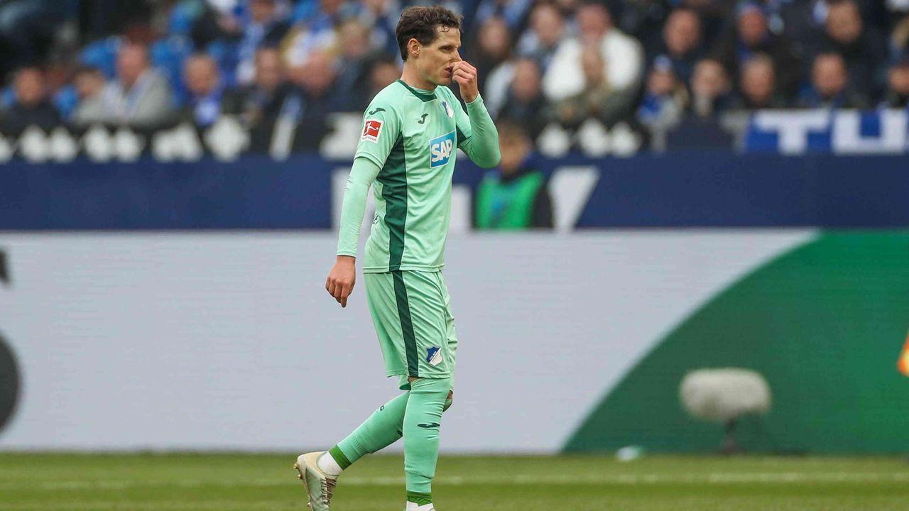 Platz 14: Sebastian Rudy (TSG Hoffenheim) - Bildquelle: imago images/RHR-Foto