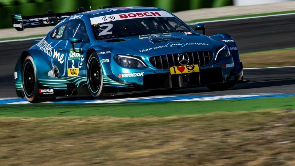 Gary Paffett holt sich seinen zweiten DTM-Fahrertitel - Bildquelle: PIXATHLONPIXATHLONSID