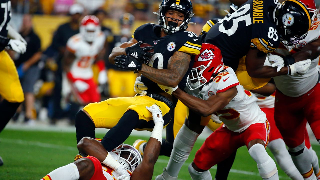 AFC Wild Card Round: #6 Steelers (Vorwoche #6) at #3 Chiefs (Vorwoche #3) - Bildquelle: 2019 Getty Images