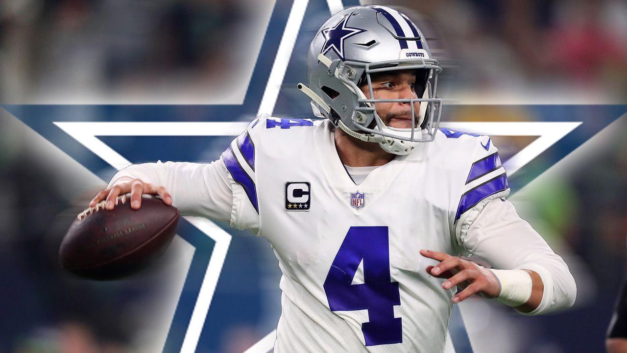 Dak Prescott (Dallas Cowboys) - Bildquelle: imago images/ZUMA Press