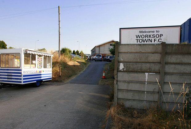 Platz 4: Worksop Town FC - Bildquelle: imago