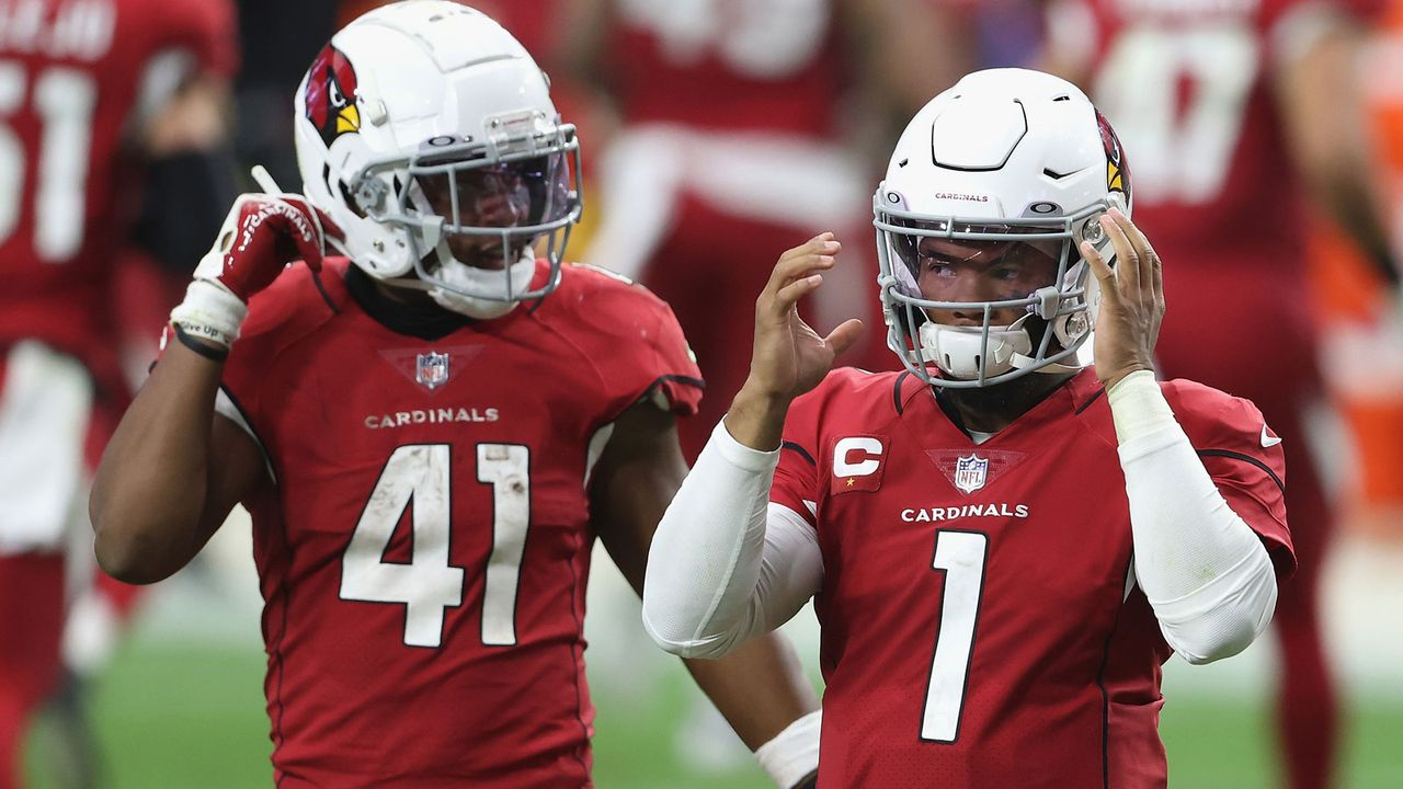 Rushing Offense: Arizona Cardinals - 44 Punkte  - Bildquelle: getty