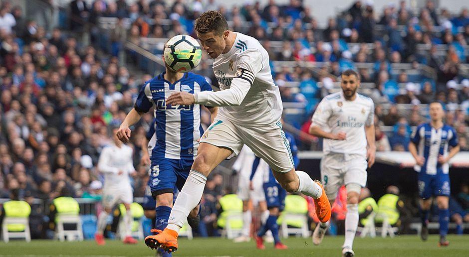 Cristiano Ronaldo (Fußball) - Bildquelle: 2018 Getty Images
