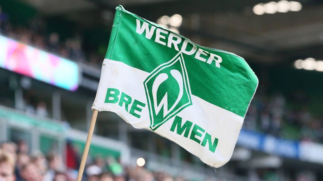 Platz 14: SV Werder Bremen - Bildquelle: imago/Picture Point