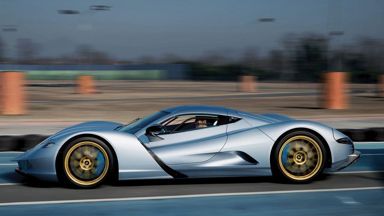 Das bekommt Ihr anstelle des teuersten Elektroautos der Welt - Bildquelle: P.Daniele