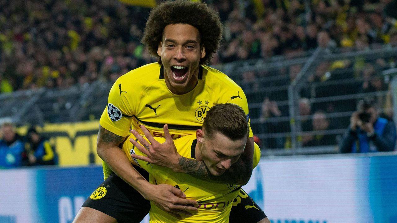 Borussia Dortmund gegen Monaco in der Einzelkritik