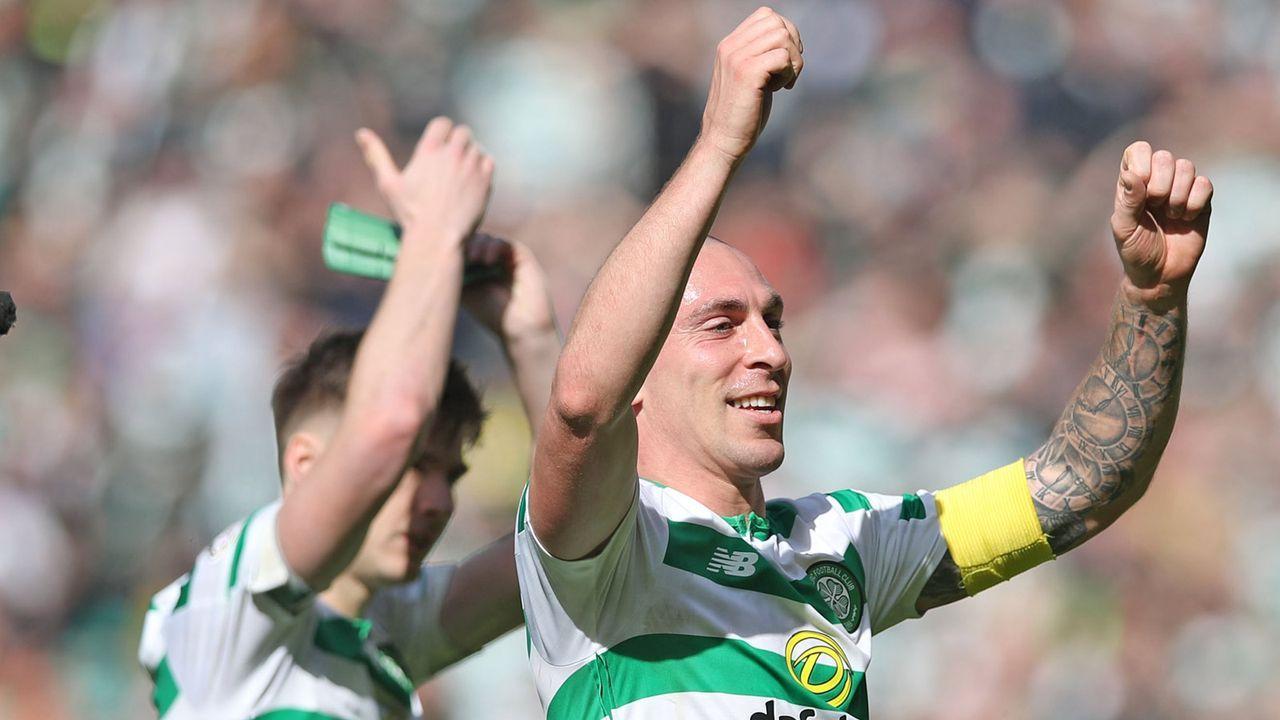Rekordspieler von Celtic Glasgow - Bildquelle: Getty