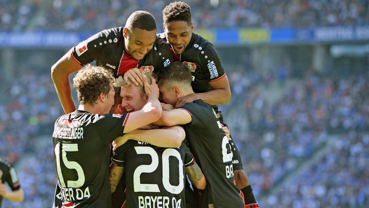 Bayer Leverkusen - Bildquelle: 2019 Getty Images