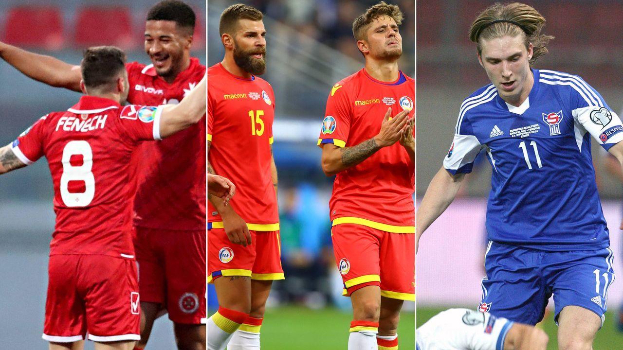 Wann die Fußball-Zwerge ihren letzten Pflichtspielsieg holten - Bildquelle: Imago