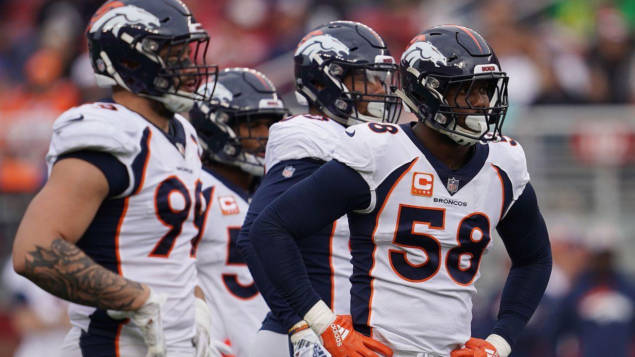3 - Denver Broncos - Bildquelle: 2018 Getty Images