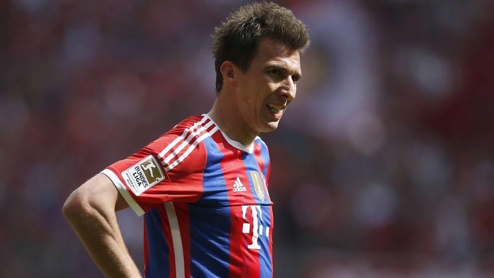 Mandzukic (l.) spielte bereits bei Bayern München - Bildquelle: imago