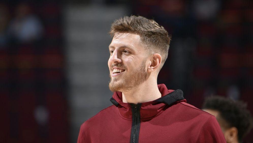 Für Isaiah Hartenstein steht die NBA an erster Stelle - Bildquelle: AFPSIDDAVID LIAM KYLE