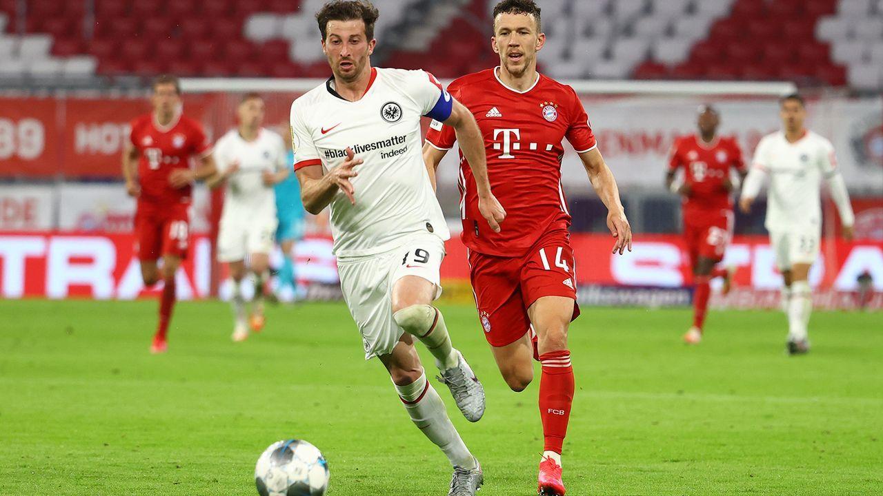 Eintracht Frankfurt: David Abraham - Bildquelle: Getty Images