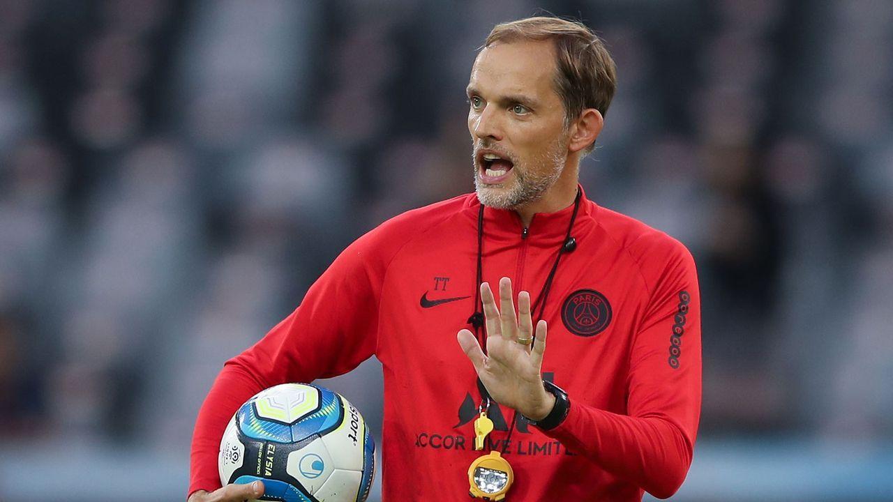 Platz 5: Thomas Tuchel (Paris St. Germain) - Bildquelle: 2019 Getty Images