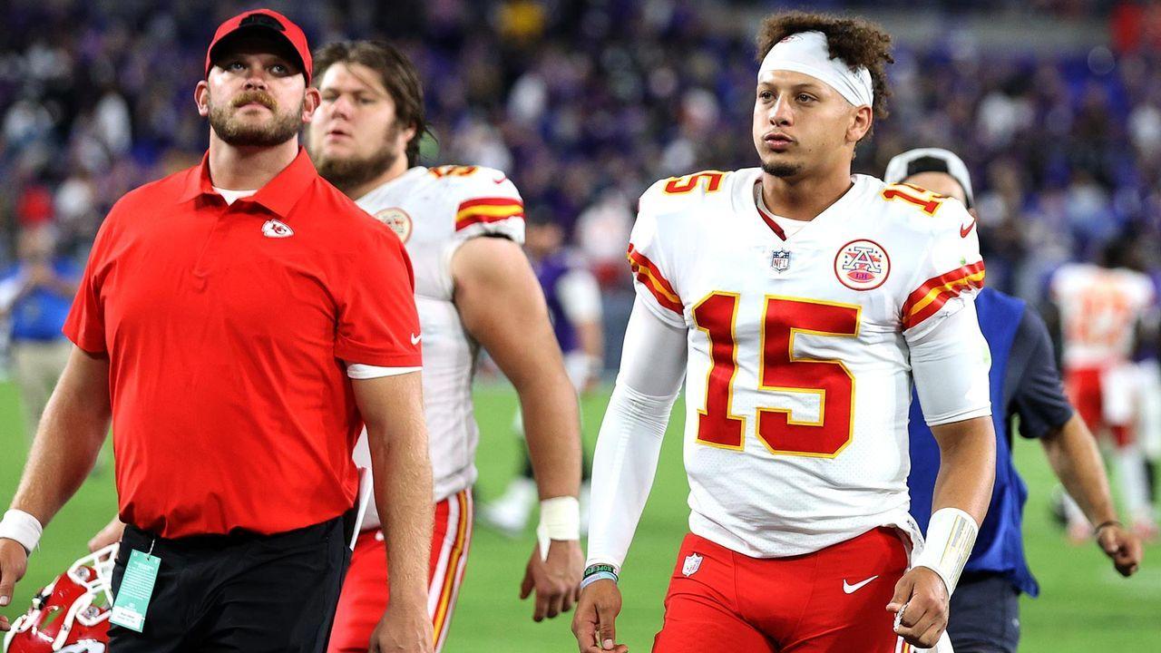 Kansas City Chiefs (1-2) - Bildquelle: 2021 Getty Images