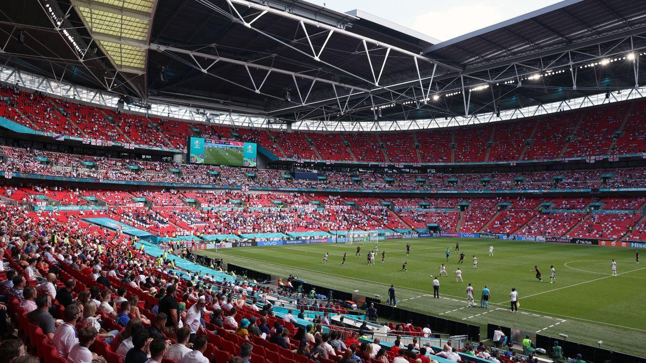 Wembleystadion London - Bildquelle: 2021 Getty Images