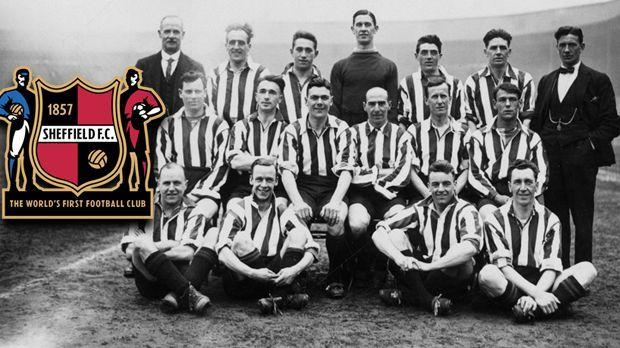 Platz 1: FC Sheffield - Bildquelle: sheffieldfc.com