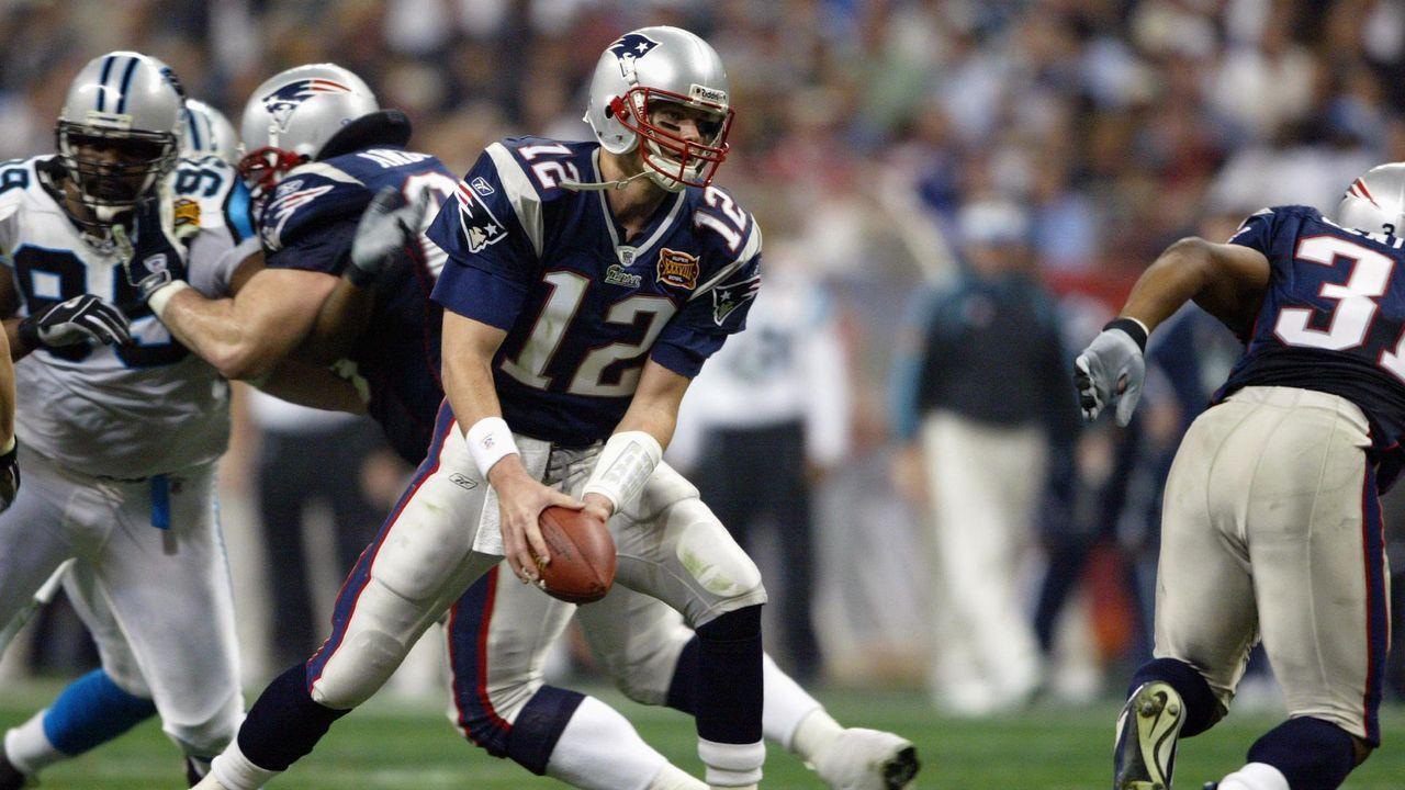 9. Spieltag - Super Bowl XXXVIII Rematch: Carolina Panthers vs. New England Patriots - Bildquelle: getty