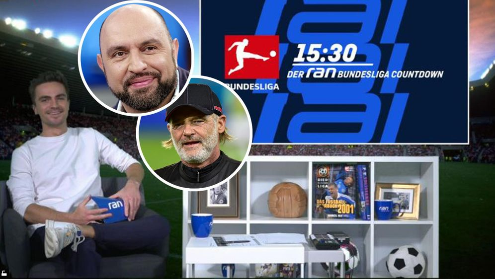 Bekanntgabe Spielplan Bundesliga 2021/16
